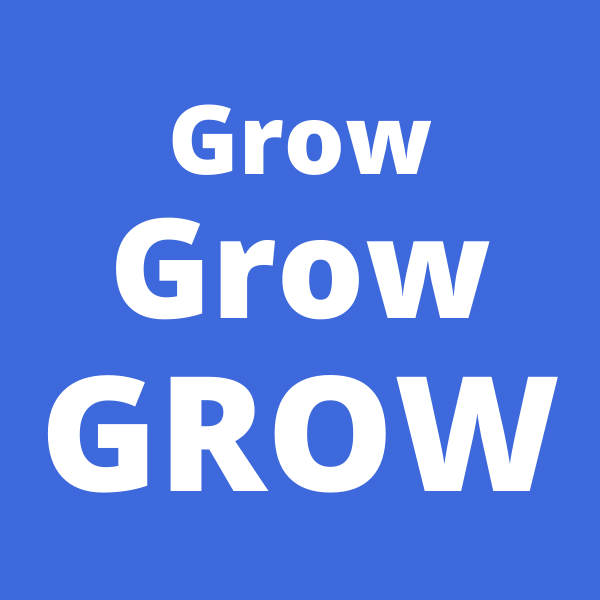 grow icon - dan sarao