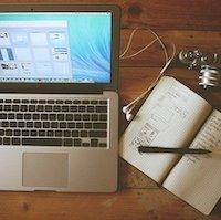 laptop notebook camera - digital marketing agency services