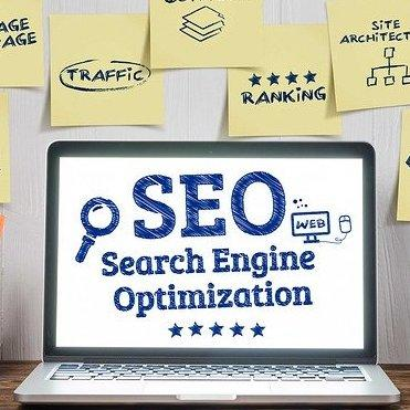 laptop seo - digital marketing services