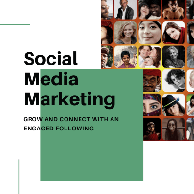 social media marketing connects you to engaged customers